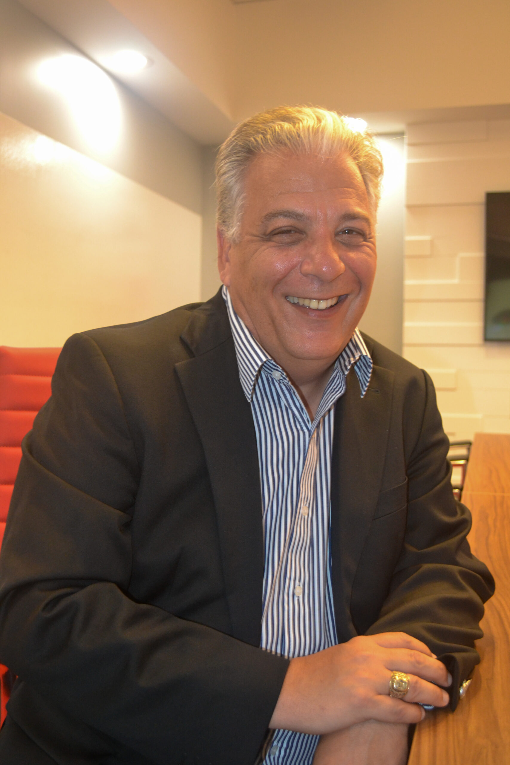 Ted Chisholm, Kamiyah Executive Coach
